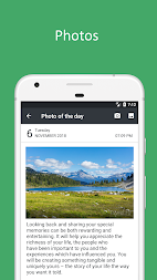 Universum - Diary, Journal, Notes APK screenshot thumbnail 1