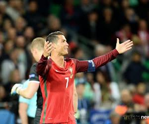 """Ronaldo """"rêve"""" de remporter un titre avec sa sélection"""