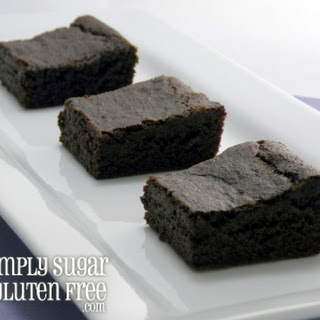 Amaranth Carob Brownies