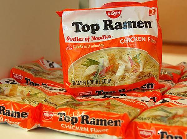 Simple Saimin Japness Noddle Dish Recipe