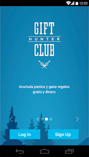 Gift Hunter Club - Gana dinero: miniatura de captura de pantalla