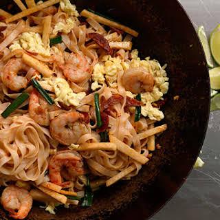 Penang Fried Rice Noodles.