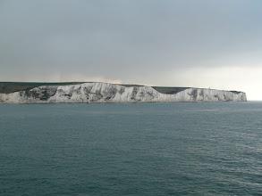 Photo: Dover coraz bliżej.