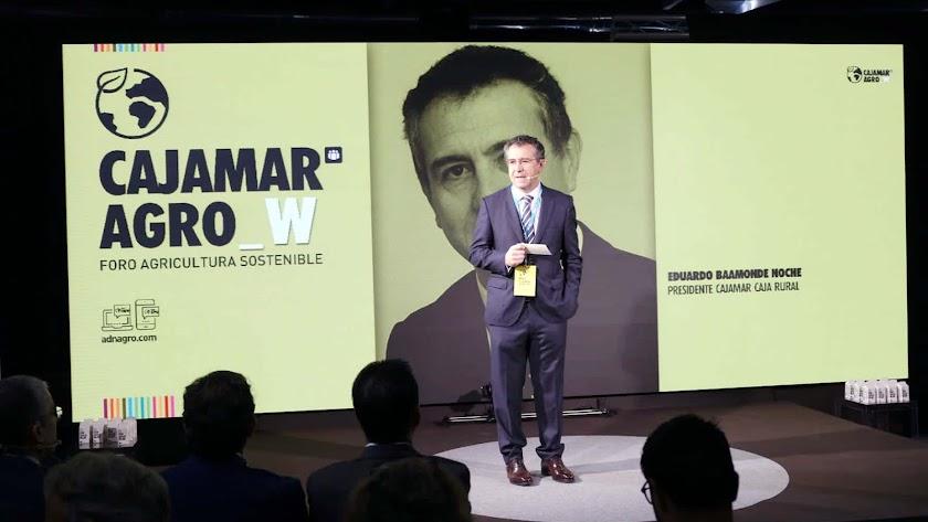 Foro de Agricultura Sostenible de Cajamar.