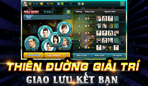 Ongame Mu1eadu Binh (game bu00e0i) 3.1.0.2 screenshots 1
