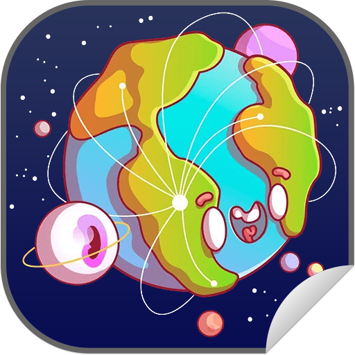 New WAStickerApps ? Space Stickers For WhatsApp Android APK Download Free By WeCode Team