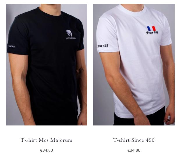t-shirts Kalos