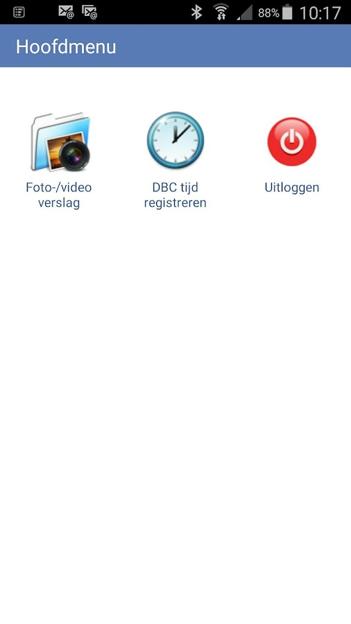 Ysis Mobiel- screenshot