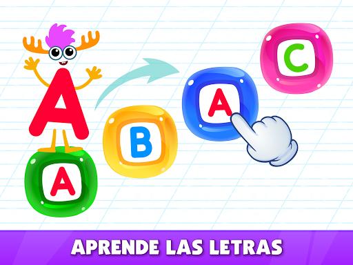 Bini Super ABC juego! Juegos educativos para niños screenshot 11