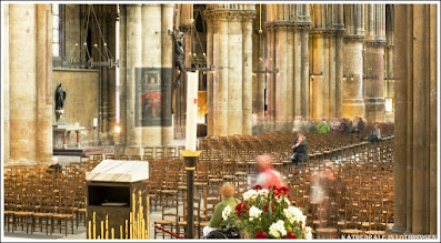 Photo: Cathedral in Lorraine / France