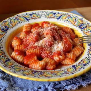 Zia Iolanda's Gnocchi with a Sicilian Oxtail Tomato Sauce