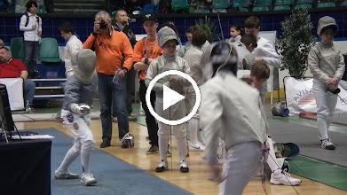 Video: Jurjan in de poule tegen ...
