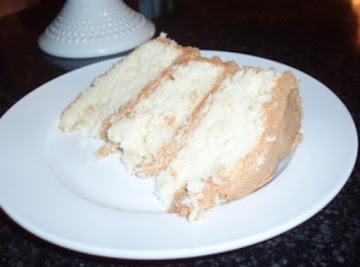 1-2-3-4 Cake With Caramel Icing Recipe