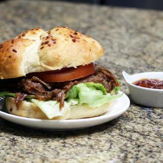 Crockpot Texas Barbecued Beef