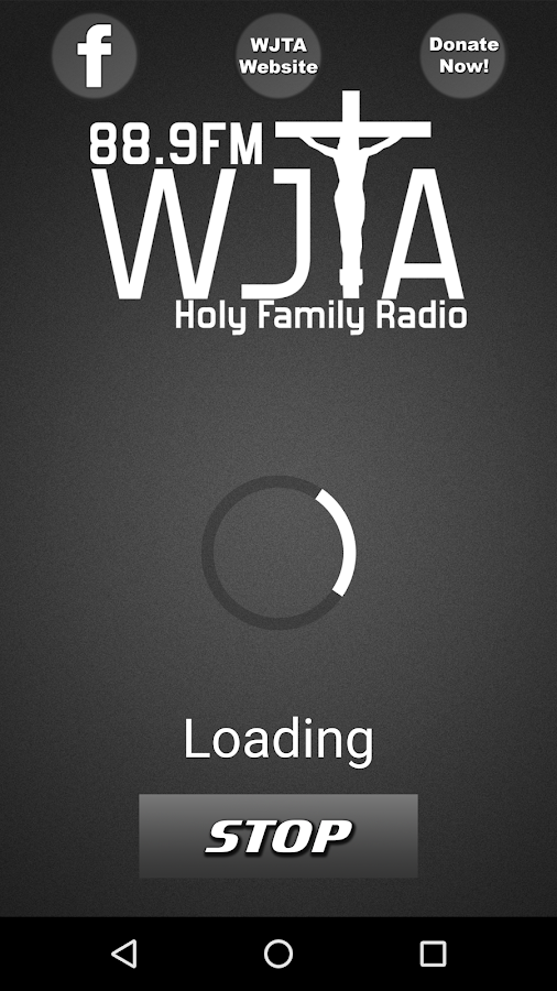 WJTA Radio- screenshot