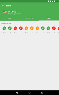 CrowdScores - Live Scores- screenshot thumbnail