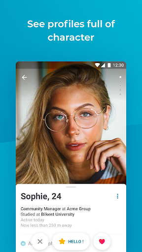 happn – Local dating app screenshot 3