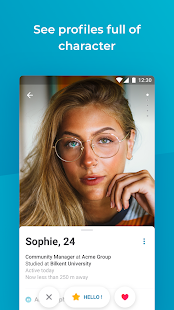 happn – Local dating app Screenshot