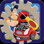 Engine Repair Mechanic Shop