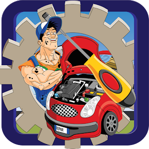 Engine Repair Mechanic Shop for PC and MAC