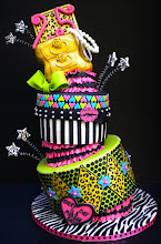 Photo: Betsey Johnson Cake by It's A Piece Of Cake (3/25/2012) View Cake Details Here: http://cakesdecor.com/cakes/10151