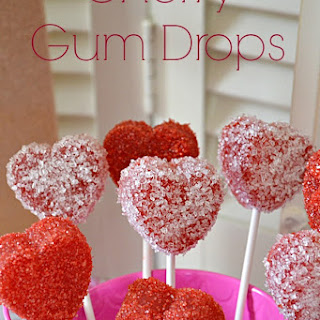 Cherry Gum Drops.