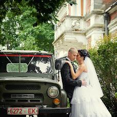 Wedding photographer Viktor Parfenov (Parfionov). Photo of 14.08.2013