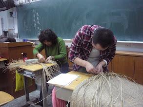 Photo: 20110329藺草編織的創意與技巧005