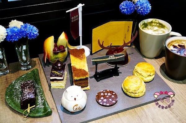 台北大安》七見櫻堂。巧克力祭限定套餐/台電大樓下午茶巧克力專賣