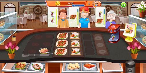 Code Triche Cooking Journey APK MOD screenshots 3