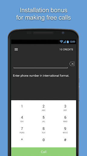 Download iEvaphone: Free international calls to mobile on PC