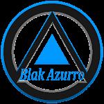 Blak Azurro  CM12-13 Theme v0.5.4