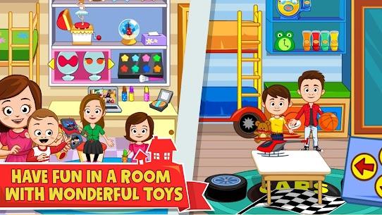 My Town : Home DollHouse – Pretend Play Kids House 2