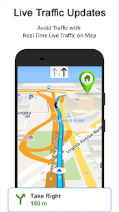 GPS Route Finder – GPS, Maps, Navigation & Traffic 1
