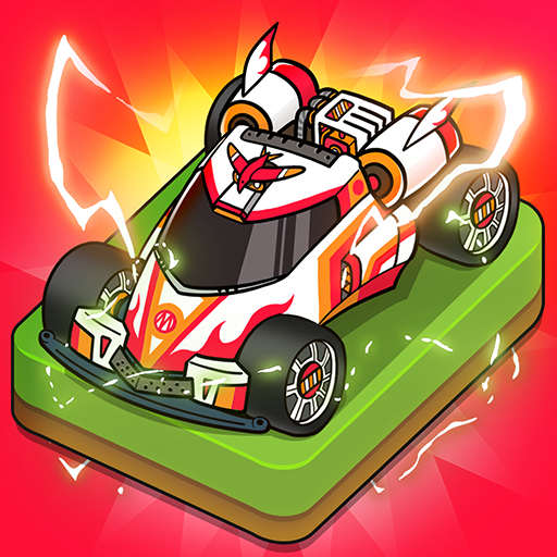 Merge Racer: mini motor idle merge racing game 1 0 8 APK for Android