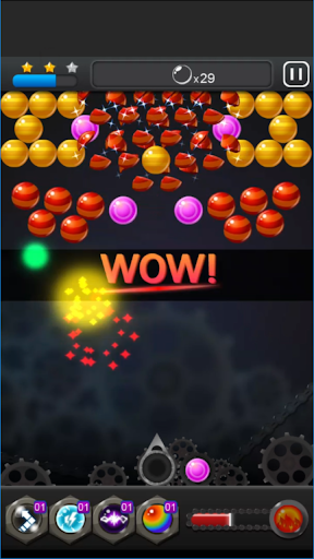 Bubble Shooter Mission  screenshots 17