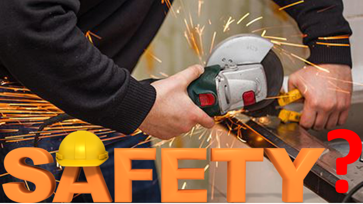 General Safety Guidelines while Working on Grinding Machines