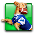 Jerry Rice Dog Football icon
