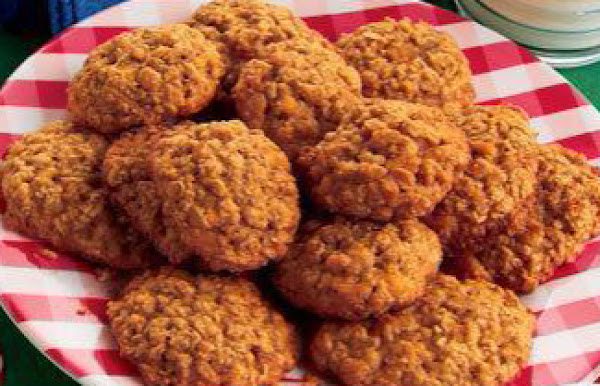 Apple Cheddar Cookies Recipe