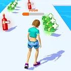Rich Money Run Life- Fat Healthy Fit Rush 3d