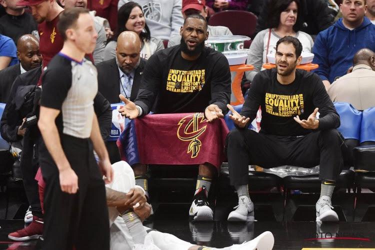 Ook NBA begint met maatregelen voor heropstart