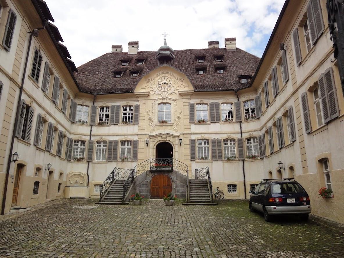 Hôtel-Dieu à Porrentruy