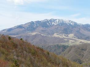 Photo: 女峰山を望む