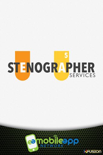 Stenographer Services
