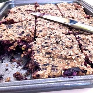 Blueberry Squares Recipes