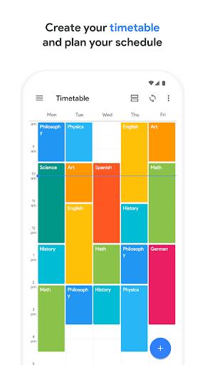 School Planner 4.0 Screenshots 2