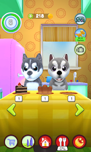 Talking Husky Dog 7