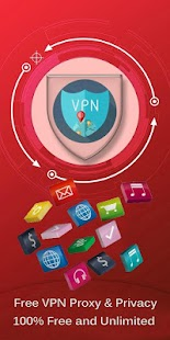 Hide IP Free WiFi Privacy Secure VPN Unlimited - náhled