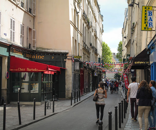 Shopping in Latin Quarter