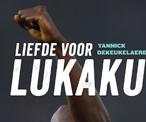 Waag je kans! Win het boek 'Liefde voor Lukaku' van auteur Yannick Dekeukelaere
